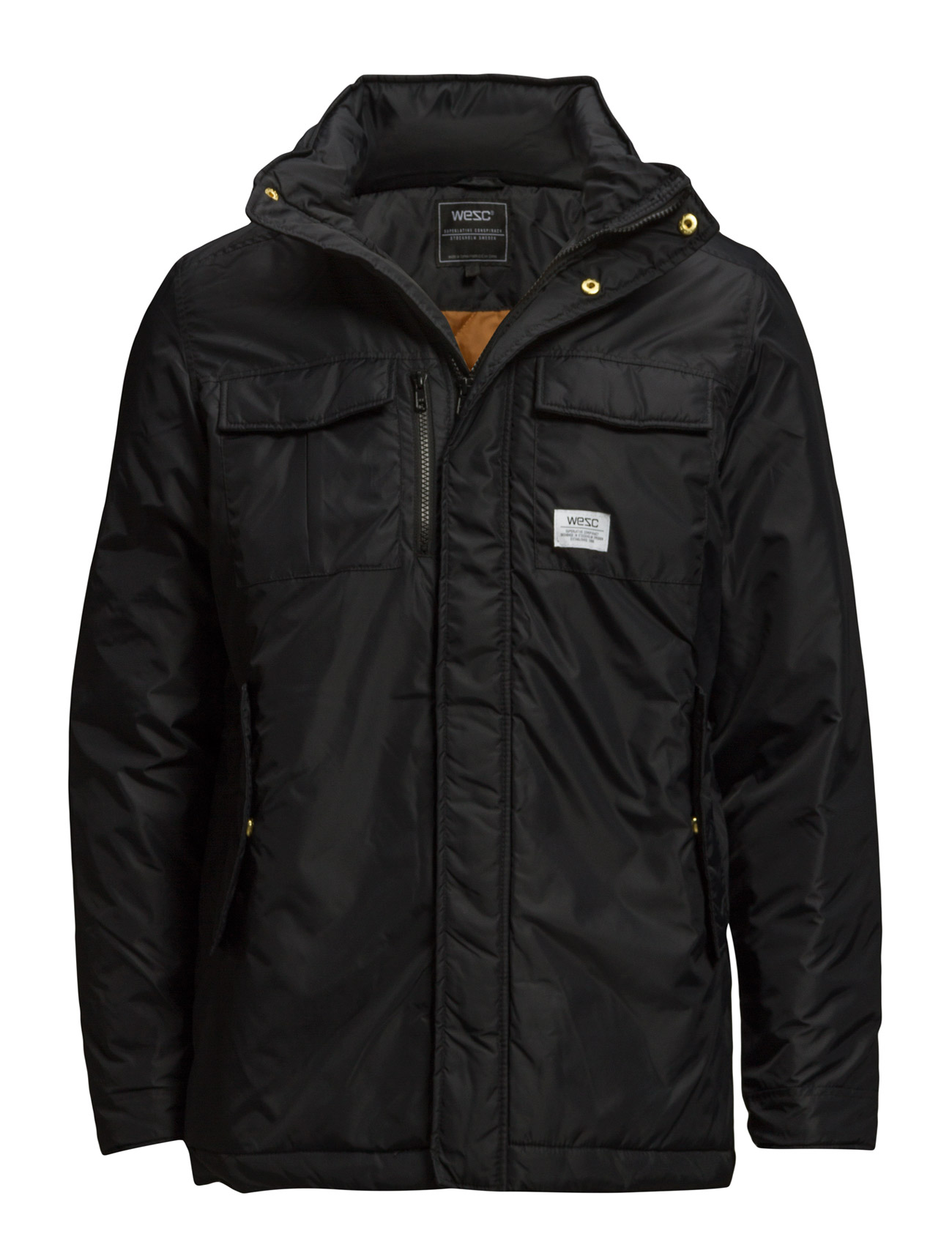 WeSC Asterix Padded Jacket Black 11159752