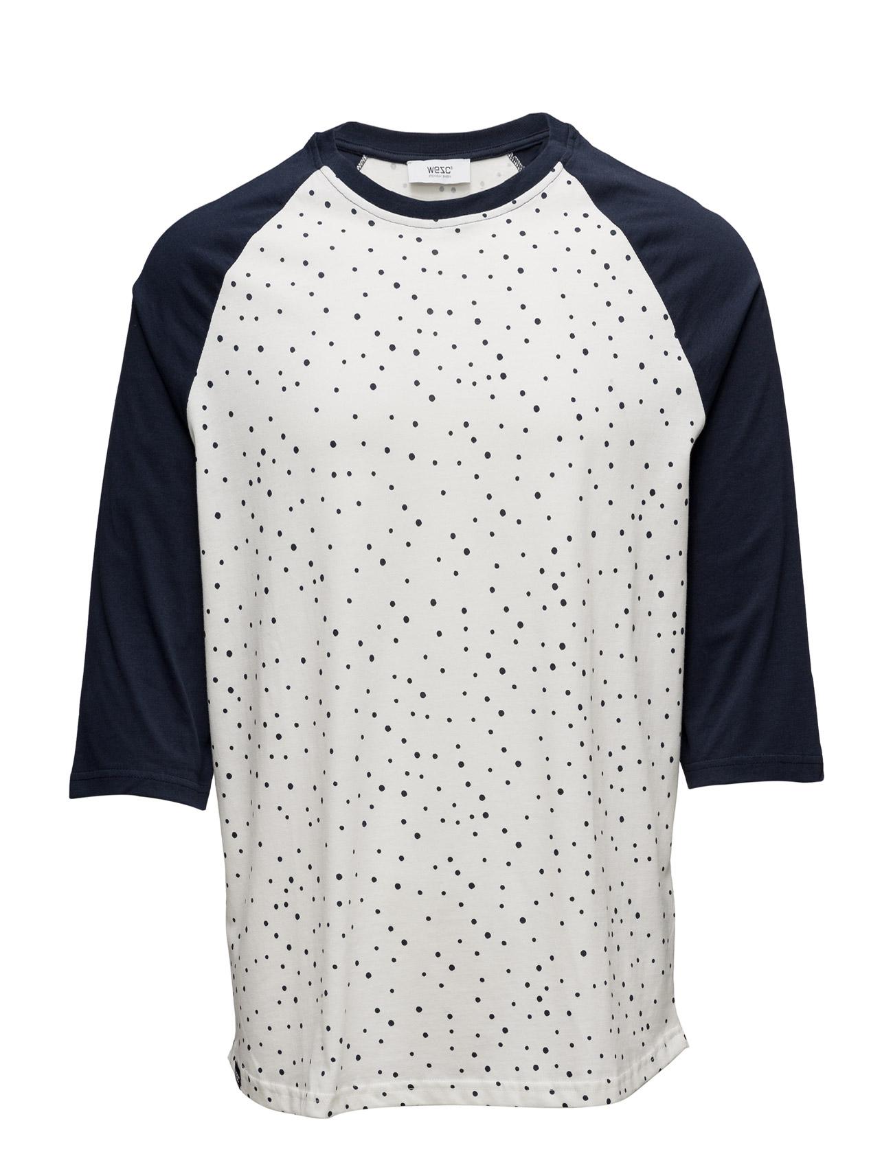 wesc Balint s/s t-shirt, 3/4 sle på boozt.com dk