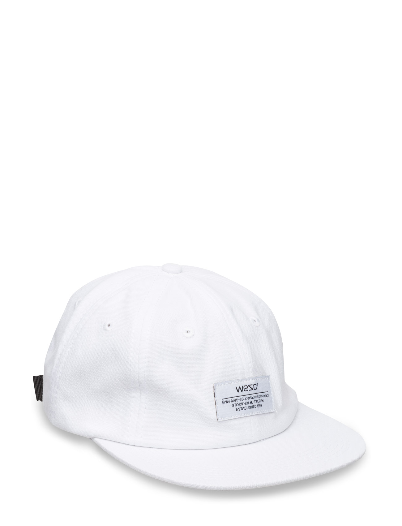 wesc Antifit strapback baseball cap fra boozt.com dk