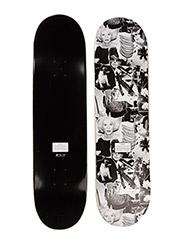 Warhol x WeSC AOP skateboard - ASSORTED COLORS