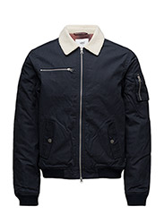 Rio pilot jacket - NAVY BLAZER