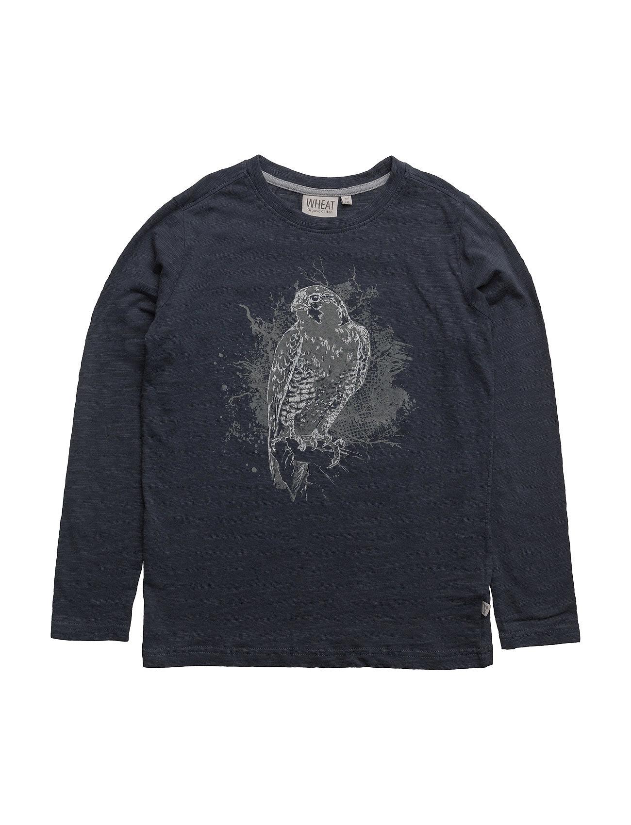 T-shirt eagle ls fra wheat fra boozt.com dk