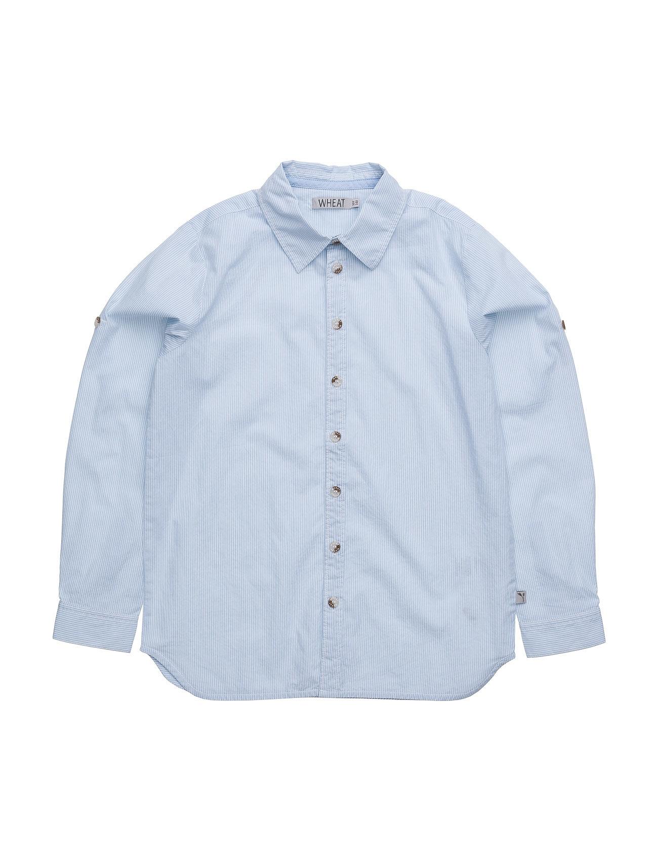 Shirt Pelle Ls Wheat  til Børn i