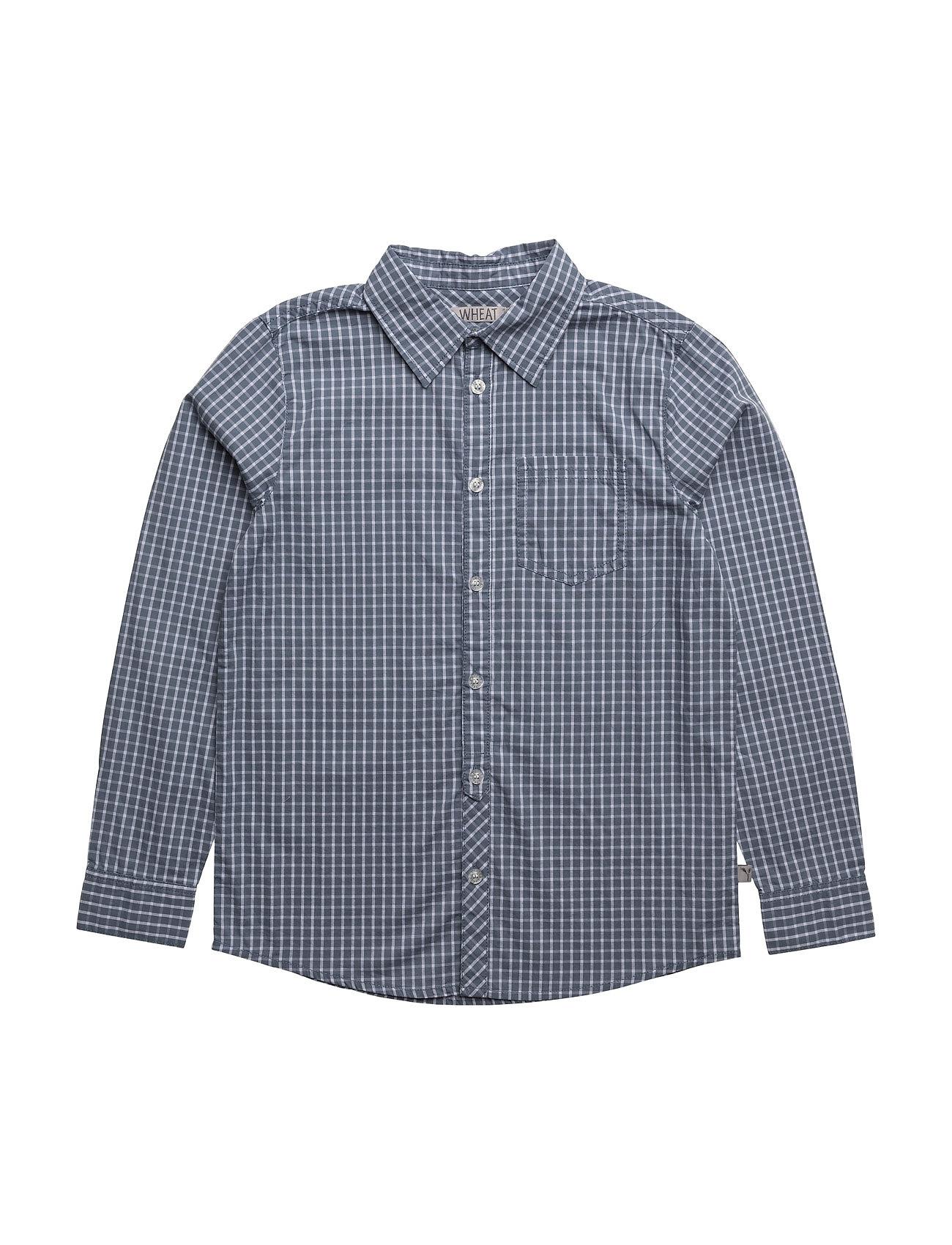 wheat – Shirt olof ls på boozt.com dk