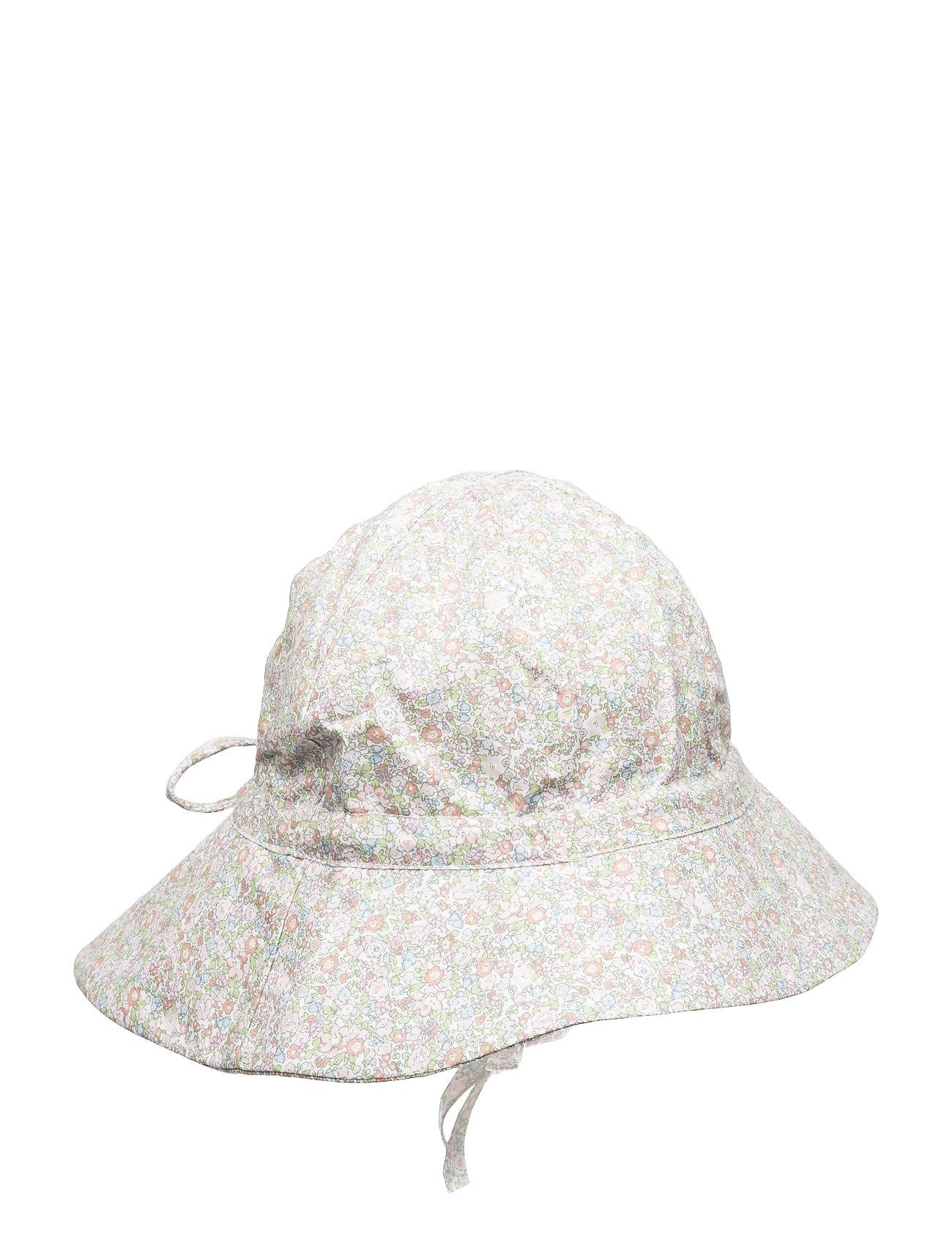Baby Girl Sun Cap Wheat Accessories til Børn i
