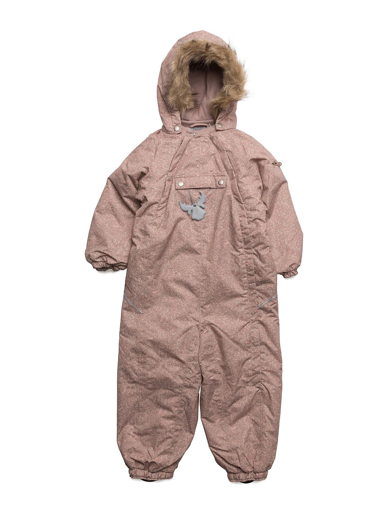 Snowsuit Nickie Wheat Overalls til Børn i Pulver