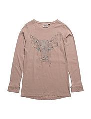 T-Shirt Deer - SHADOW ROSE