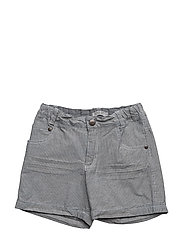 Girl Denim Shorts - BLUE