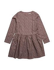Dress Inga - SHADOW ROSE