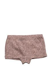 Girls Wool Panties - FAWN