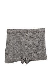 Boys Wool Tights - MELANGE GREY