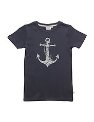 T-Shirt Anchor SS - NAVY