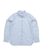 Shirt Pelle LS - DARK DOVE
