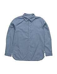 Shirt Pelle LS - BLUE