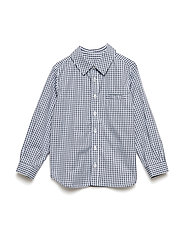 Shirt Ellias LS - SKY