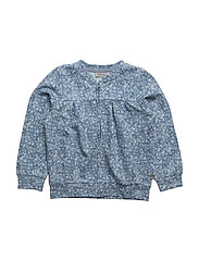 Sweat Zip Natalie - BLUE