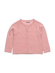 Knit Cardigan Maja - MELLOW ROSE