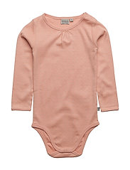 Body Gatherings LS - CORAL PINK