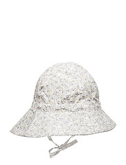 Baby Girl Sun Cap - DUSTY LILAC