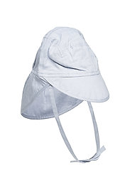 Baby Boy Sun Cap - ASHLEY BLUE