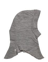 Elephant Hat Wool - MELANGE GREY