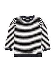 T-Shirt William LS - NAVY