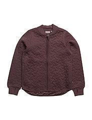 Thermo Jacket Loui - SOFT EGGPLANT
