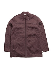 Thermo Jacket Millie - SOFT EGGPLANT