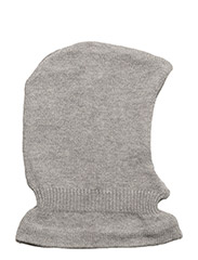 Kintted Elephant Hat - MELANGE GREY