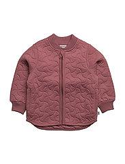 Thermo Jacket Loui - PLUM ROSE