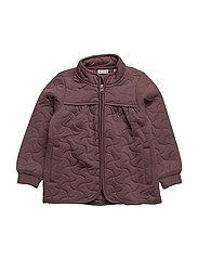 Thermo Jacket Thilde - SOFT EGGPLANT