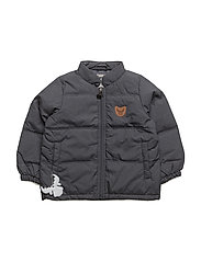 Down Jacket Luca - GREYBLUE