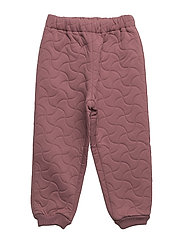 Thermo Pants Alex - PLUM ROSE
