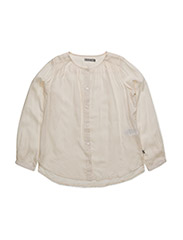 Shirt Flora - EGGSHELL