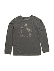 T-Shirt Skeleton - DARK SLATE