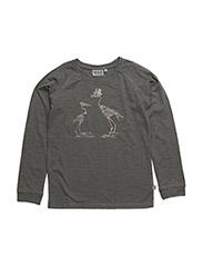 T-Shirt Skeleton - DARK SLATE