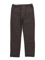 Trousers Tobias - STEEL