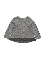 Sweatshirt Cassiopaya - MELANGE GREY