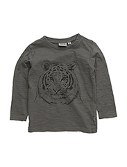 T-Shirt Tiger - DARK SLATE