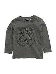 T-Shirt Tiger - DARK SLATE