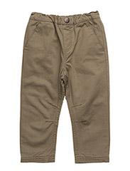 Trousers Noah - DARK KHAKI