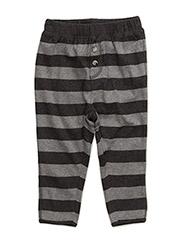 Granddad Trousers - MELANGE GREY