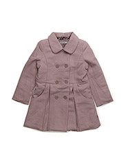 Wool Jacket Abeline - POWDER ROSE
