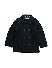 Wool Jacket Karle - NAVY