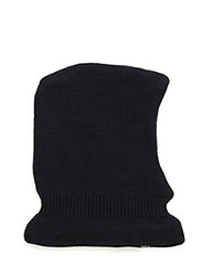 Knitted Elephant Hat - NAVY