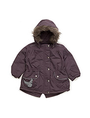 Jacket Emmely - DARK LAVENDER