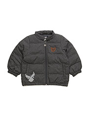 Down Jacket Luca - MELANGE GREY