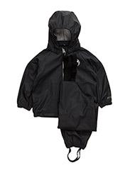 Rain Jacket and Overall - DARKBLUE