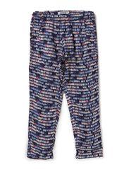 Trousers Elna - deepcobalt