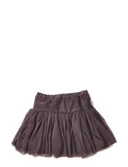 Skirt Tulle - darklilac
